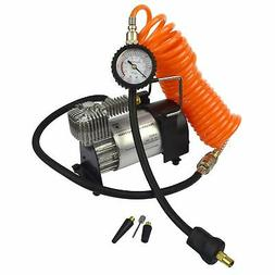 12v Heavy Duty Electric Air Compressor Portable Tyre Inflato