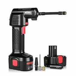 Oasser Air Compressor Electric Inflator Portable Hand Held P