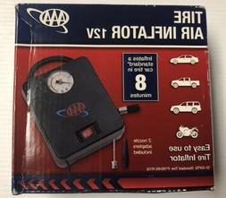AAS Car Tire Air Inflator 12v DC Power Adapter Built In Pres