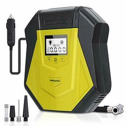 air compressor tire inflator dc 12v portable