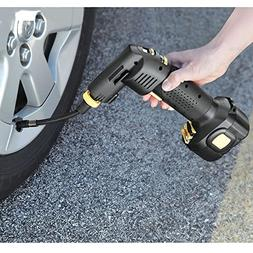 The BEST Automatic Cordless Tire Inflator!! AS SEEN ON TV!!
