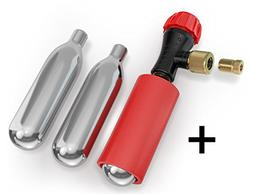 co2 inflator kit quick easy