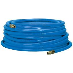 Campbell Hausfeld Heavy-Duty Air Hose 50ft, 3/8-Inch, Reinfo