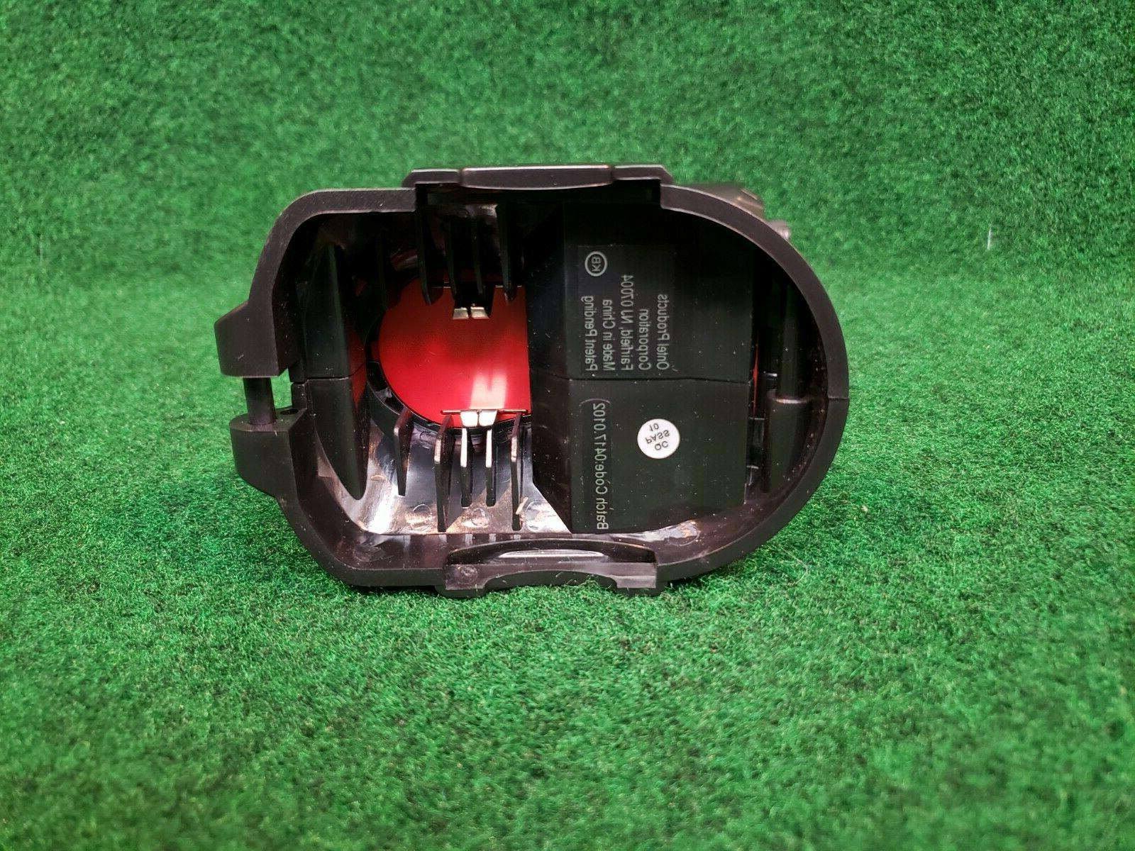 Air inflator replacement body