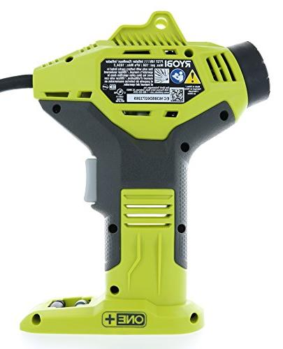 Ryobi Portable Power for Tires