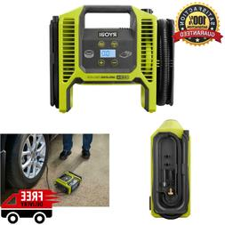 New Ryobi P747 One+ 18v Dual Function Inflator - Deflator Co