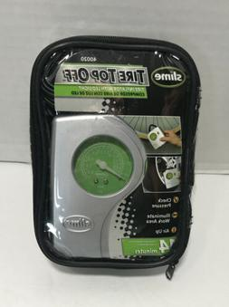 New Slime Tire Top Off Tire Inflator with Led Light Free Shi