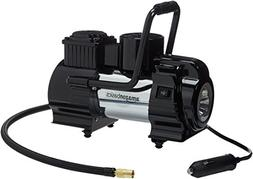AmazonBasics Portable Air Compressor with Carrying Case